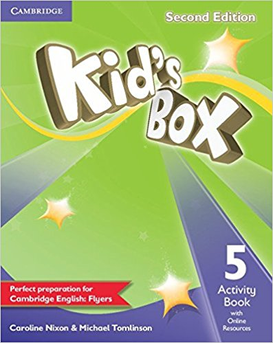 Kid's Box 5: Activity Book with Online Resources
