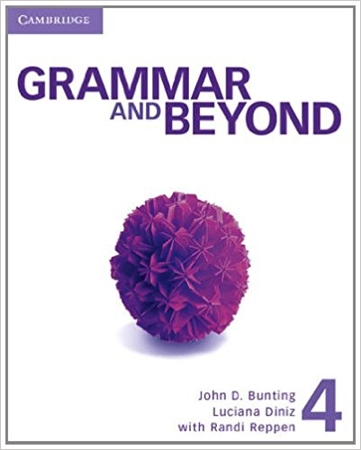 Grammar and Beyond 4 Student's Book with Workbook with Writing Skills Interactive hewings martin advanced grammar in use book with answers and interactive ebook