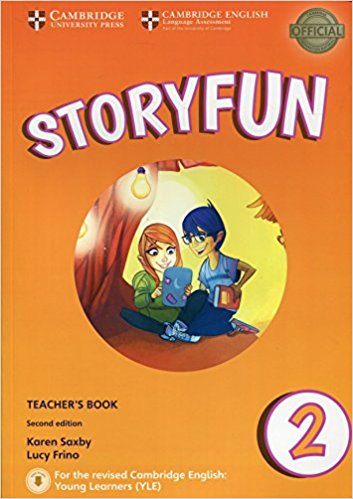 Storyfun 2: Teacher's Book with Audio storyfun for flyers teacher s book with audio cds 2