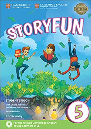 Storyfun 5: Student's Book with Online Activities with Home Fun booklet the teeth with root canal students to practice root canal preparation and filling actually