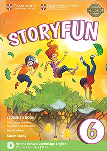 Storyfun 6: Student's Book with Online Activities with Home Fun booklet the teeth with root canal students to practice root canal preparation and filling actually