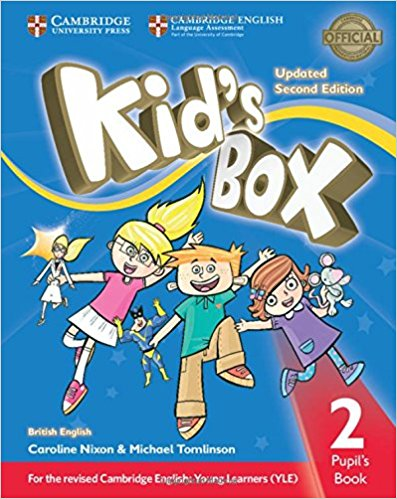 Kid's Box 2: Pupil's Book cambridge young learners english tests flyers 4 student s book