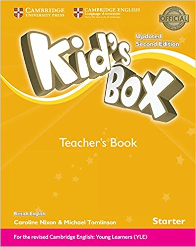Kid's Box Updated 2 Edition Teacher's Book Starter julian birkinshaw reinventing management smarter choices for getting work done revised and updated edition