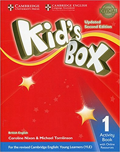 Kid's Box: Level 1: Activity Book