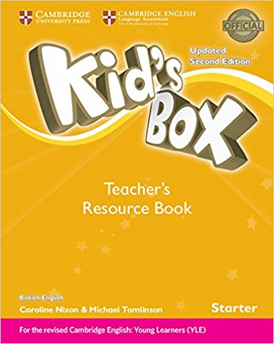 Kid's Box Updated 2 Edition Teacher's Resource Book Starter with Online Audio fun for movers student s book with online activities with audio and home fun booklet 4
