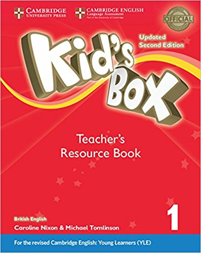 Kid's Box Level 1: Teacher's Resource Book with Online Audio cambridge english teachers book 4 й уровень