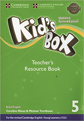Kid's Box Updated 2 Edition Teacher's Resource Book 5 with Online Audio hewings martin thaine craig cambridge academic english advanced students book