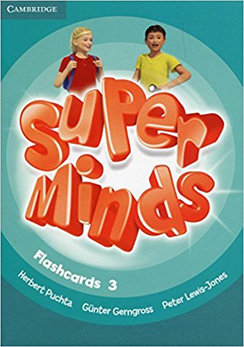 Super Minds Flashcards 3 super minds be l1 super grammar bk