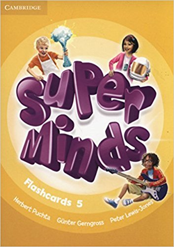 Super Minds Flashcards 5 super minds level 6 workbook with online resources