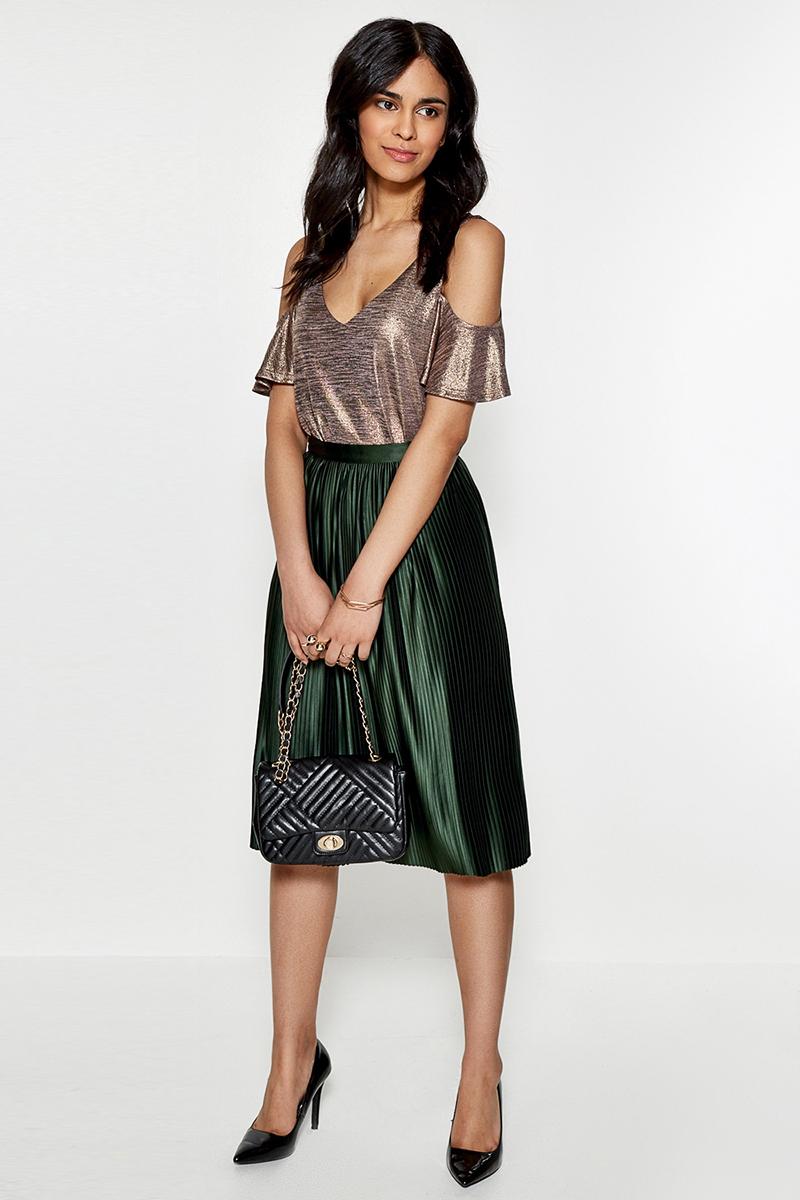 Блузка женская Concept Club Felin, цвет: темно-бежевый. 10200110247. Размер XS (42)