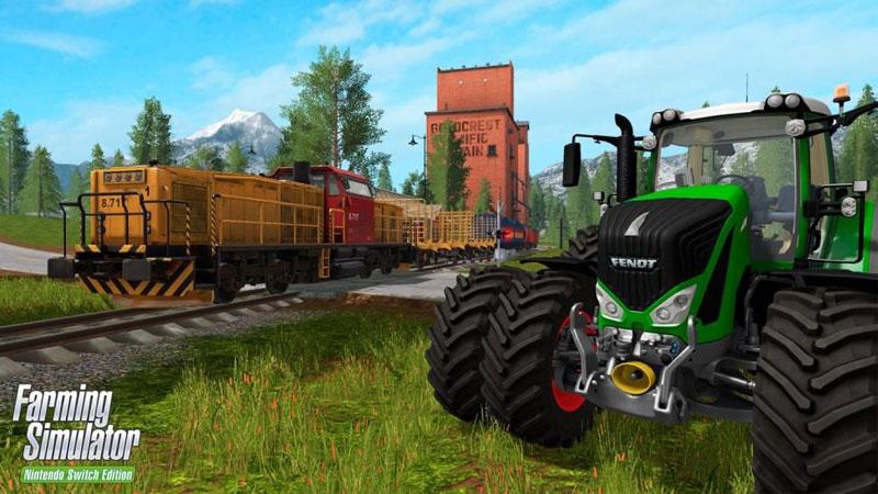 Farming Simulator Nintendo Switch Edition (Nintendo Switch) GIANTS Software GmbH