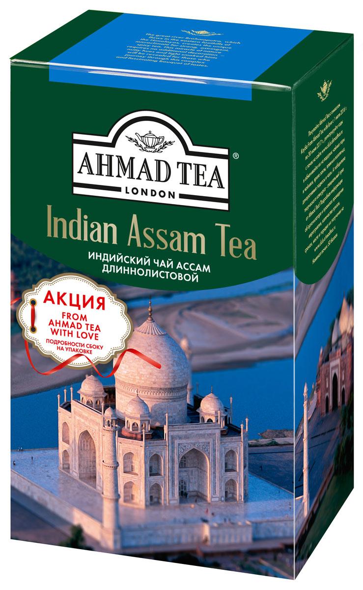 Ahmad Tea Assam черный чай, 100 г greenfield premium assam черный листовой чай 100 г