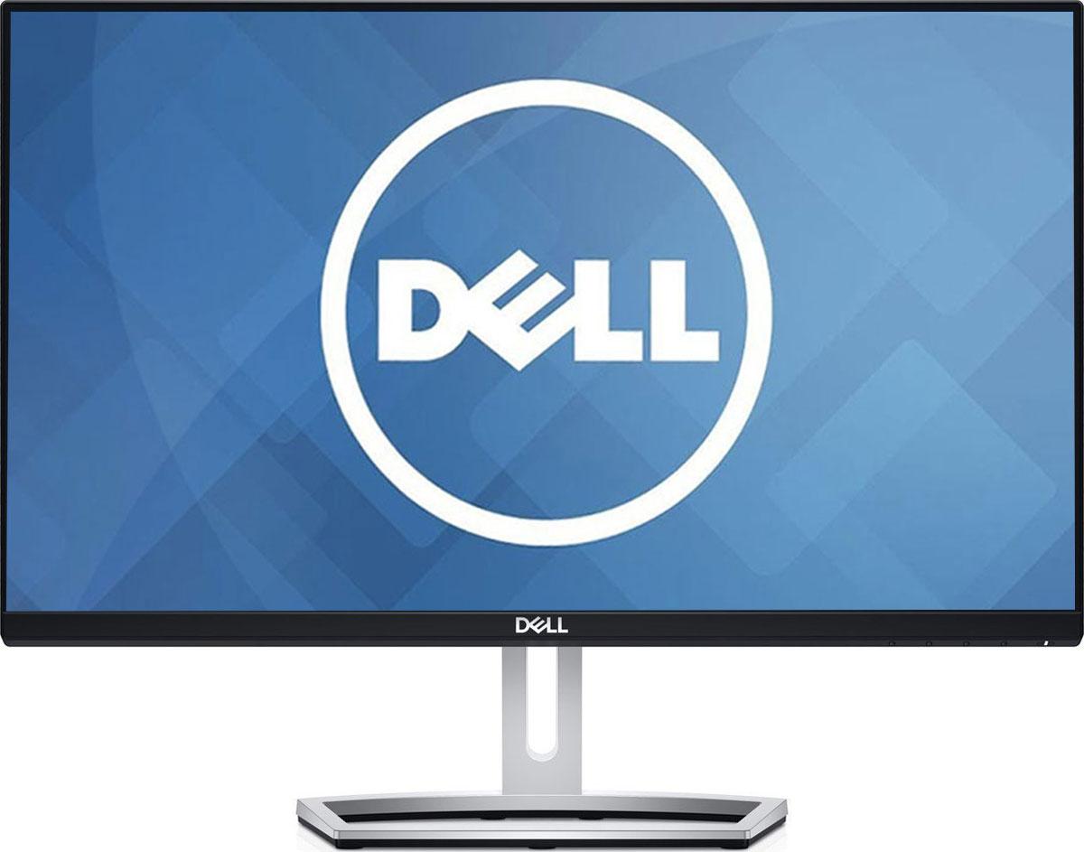 Dell S2318HN, Black монитор2318-6912Современный монитор Dell S2318HN. Вы просто не сможете отвести взгляд от этого изящного и стильного 23-дюймового монитора Full HD со сверхузкими рамками.Расширьте границы удовольствия. Благодаря сверхузким рамкам вы можете наслаждаться потрясающим изображением без помех.Украсьте ваш стол современным монитором с эффектным дизайном. Все элементы — от великолепного 23-дюймового экрана до изящной задней крышки с глянцевым черным покрытием — безупречно сочетаются друг с другом.Точные и яркие цветаТехнология планарной коммутации обеспечивает широкий угол обзора, благодаря которому цвета остаются яркими с любой стороны.Безвреден для глазЭтот монитор прошел сертификацию TUV и оснащен экраном без мерцания с поддержкой технологии ComfortView, снижающей уровень вредного синего свечения экрана. Он обеспечивает минимальную нагрузку на глаза даже при длительном просмотре. Отличный вариант для киномарафона.