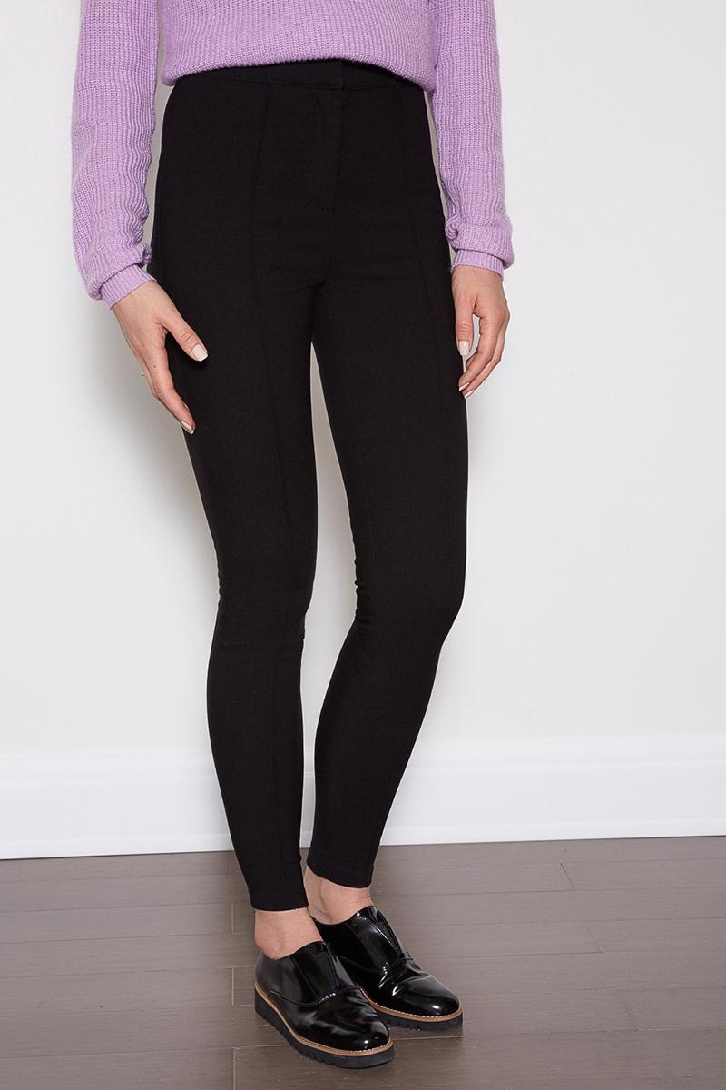 Брюки женские Concept Club Gans, цвет: черный. 10200160244. Размер L (48) брюки женские concept club elb цвет розово коричневый 10200160282 1000 размер l 48