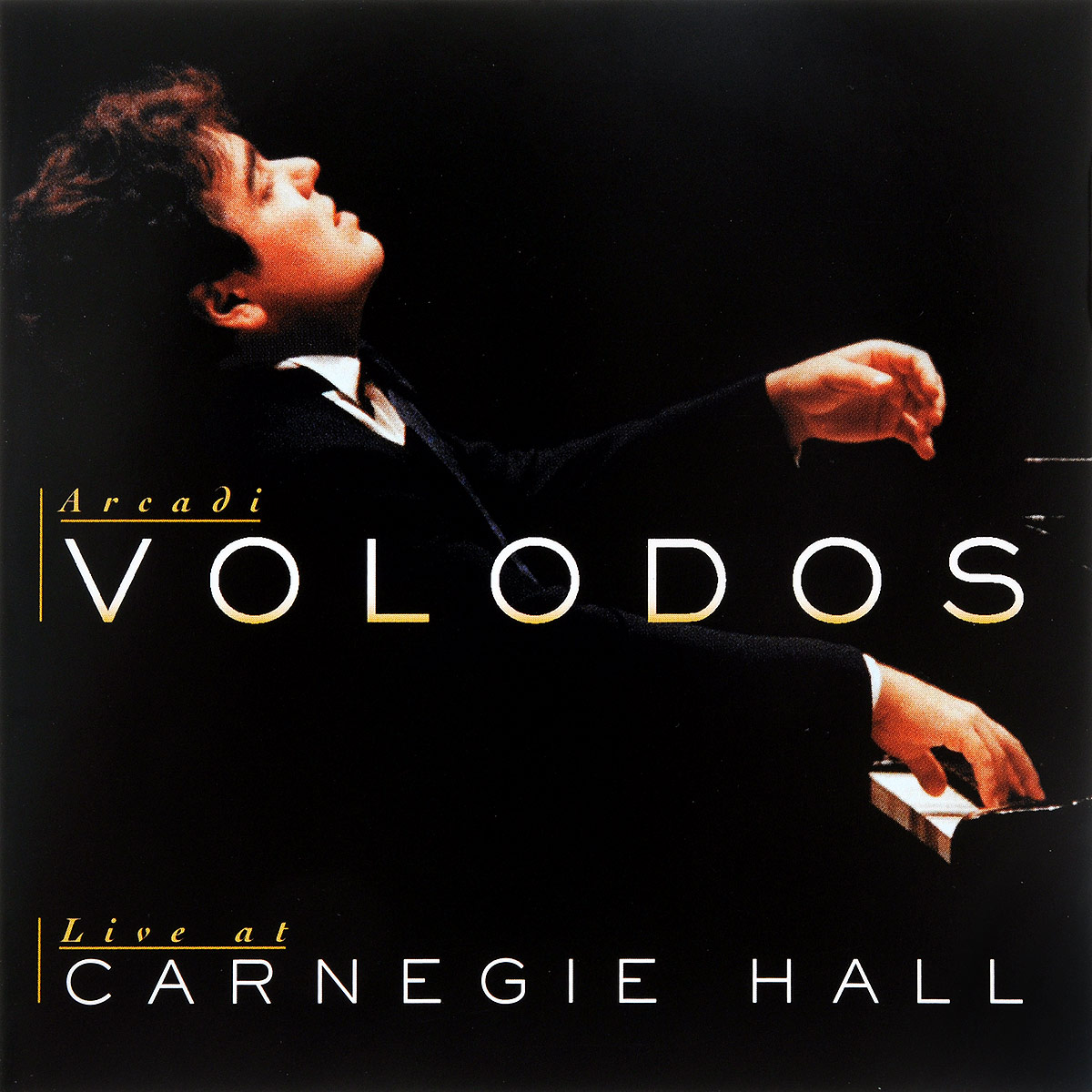 Аркади Володос Arcadi Volodos. Live At Carnegie Hall райан адамс ryan adams ten songs from live at carnegie hall lp