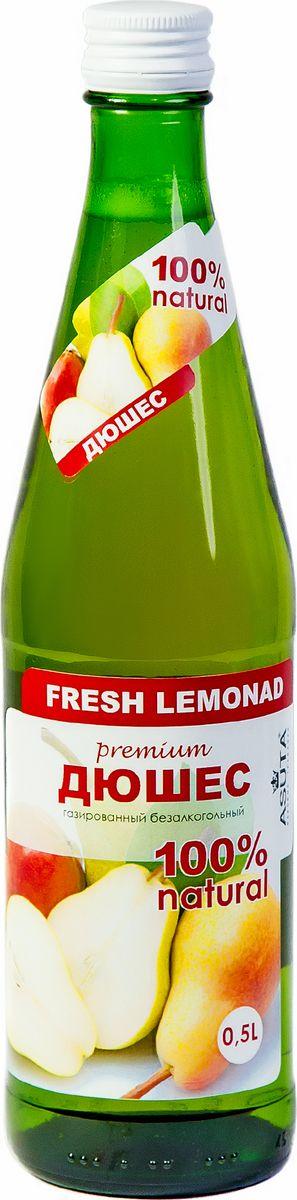 Chiko Choko Лимонад Дюшес, 0,5 лД05Газированный напиток со вкусом груши.
