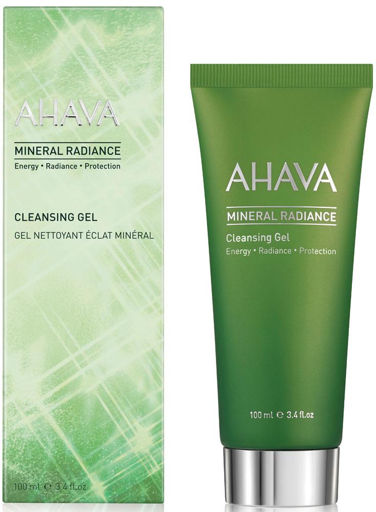 Ahava Mineral Radiance Минеральный гель для очистки кожи и придания ей сияния, 100 мл ahava mineral radiance дневной крем spf15 mineral radiance дневной крем spf15
