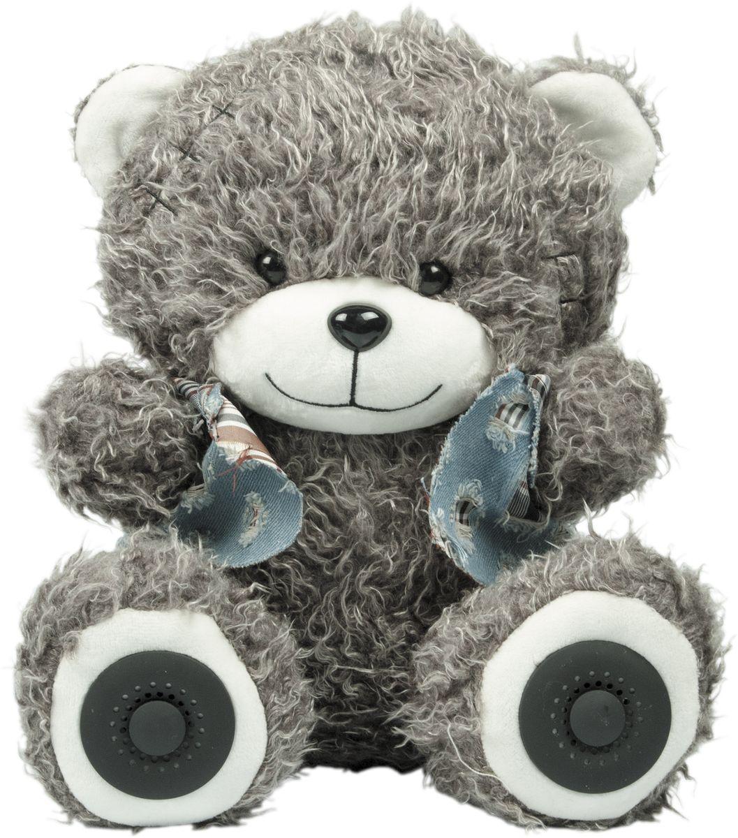 Ritmix ST-250 Bear BT, Grey портативная акустическая система