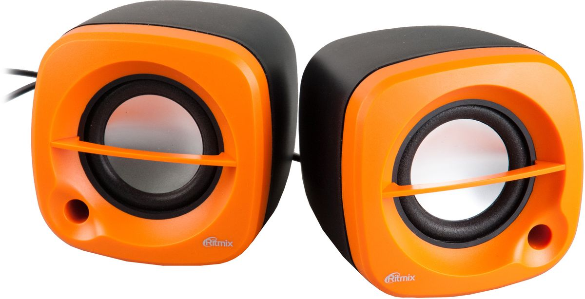 Zakazat.ru: Ritmix SP-2030, Black Orange акустическая система