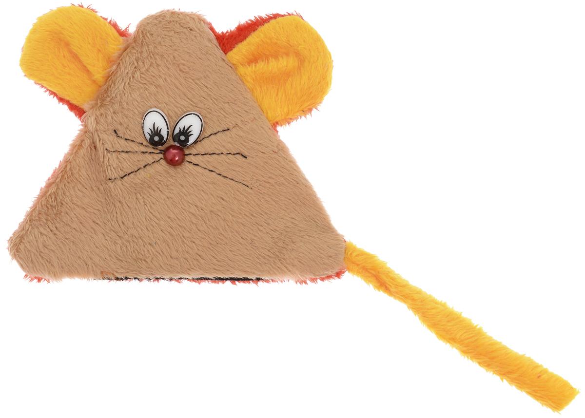 Игрушка для кошек GLG Мышь на липучке, с экстрактом кошачей мяты, цвет: красный, коричневыйGLG042Игрушка для кошек GLG Мышь на липучке выполнена из мягкого текстиля. Играя с этой забавной игрушкой, маленькие котята развиваются физически, а взрослые кошки и коты поддерживают свой мышечный тонус. Изделие выполнено в виде мыши. Внутри расположен мешочек с кошачьей мятой, который привлечет кошку. Кошачья мята - растение, запах которого делает кошку более игривой и любопытной. С помощью этого средства кошка легче перенесет путешествие на автомобиле, посещение ветеринарного врача, переезд на новую квартиру. Уважаемые клиенты!Обращаем ваше внимание на цветовой ассортимент товара. Поставка осуществляется в зависимости от наличия на складе.