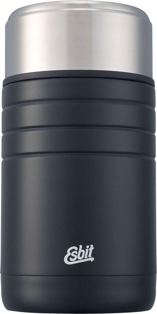 Термос для еды Esbit FJ, цвет: черный, 1 л внешняя студийная звуковая карта rme adi 2