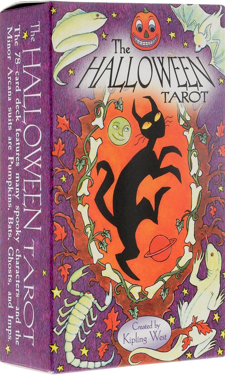 Halloween Tarot Халлоуин таро