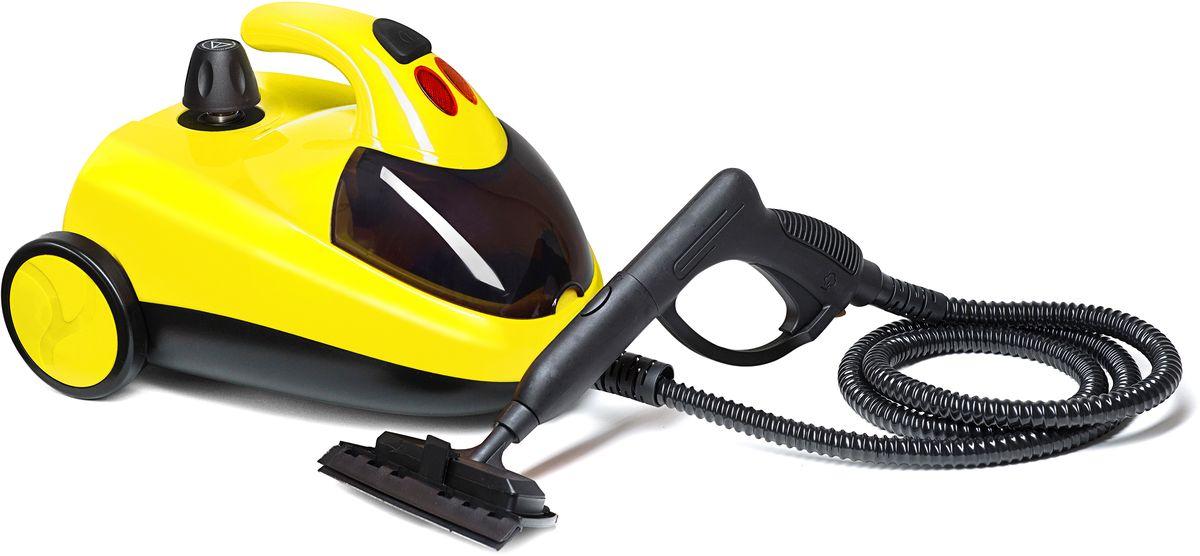 Kitfort КТ-908-2, Yellow пароочиститель - Пароочистители