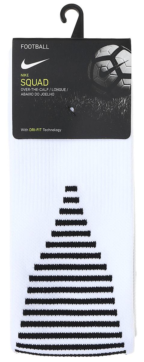 Гетры Nike Stadium Over-the-Calf, цвет: белый, размер L (42/46)SX5346-100Nike Stadium Over-the-CalfЗОНАЛЬНАЯ АМОРТИЗАЦИЯ ДЛЯ ЗАЩИТЫ ОТ УДАРНЫХ НАГРУЗОК.Футбольные носки Nike Stadium Over-the-Calf с динамической поддержкой свода стопы и дополнительной амортизацией в стратегических местах для надежной фиксации обеспечивают комфортную посадку на протяжении всей игры.Повышенное содержание хлопка в области стопы для максимального сцепления.Амортизация лодыжек для стратегической защиты от ударных нагрузок.Зональная амортизация позволяет снизить давление от шипов.Учтены анатомические особенности левой и правой стоп для более естественной посадки.Динамическая поддержка свода стопы для стабилизации.