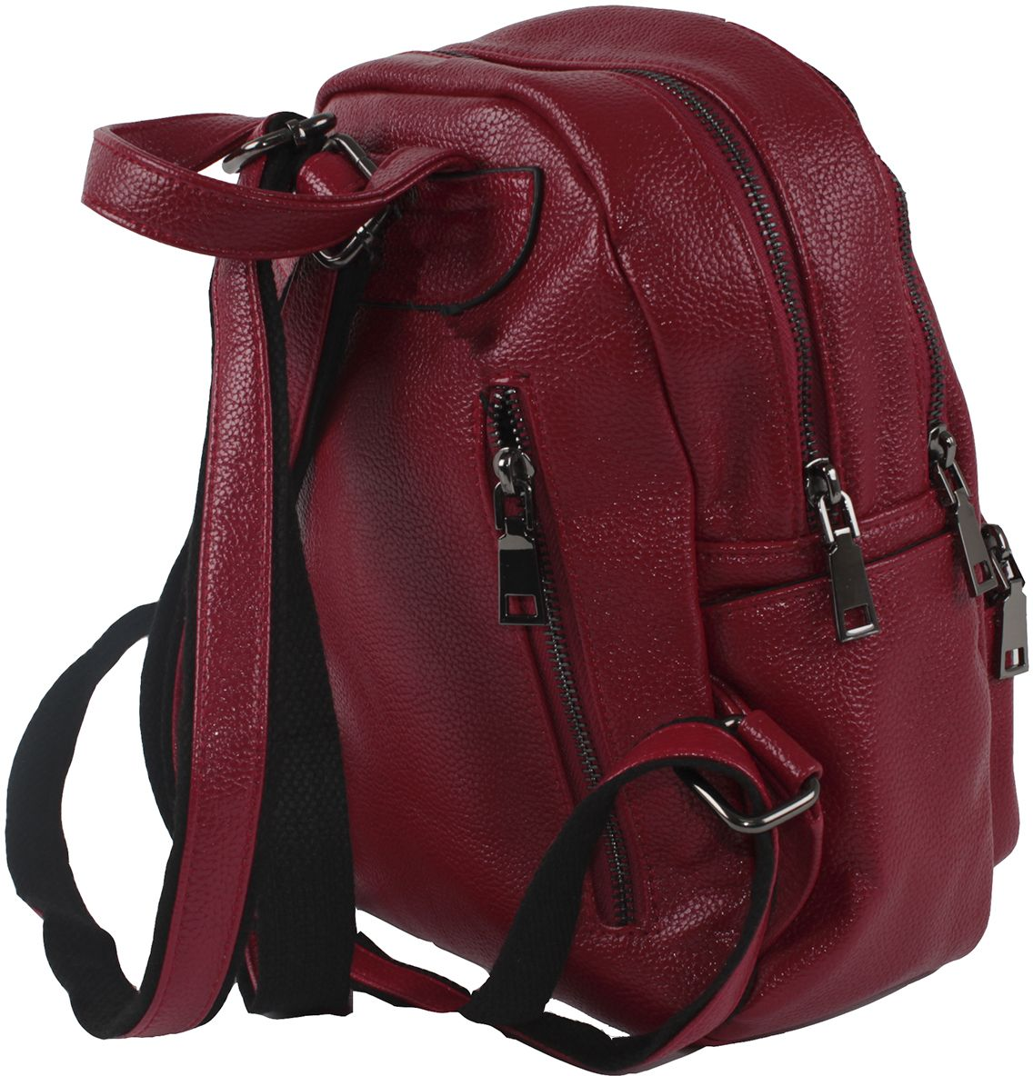 Сумка-рюкзак женская Flioraj, цвет:  красный.  601-31-1605/802 Flioraj