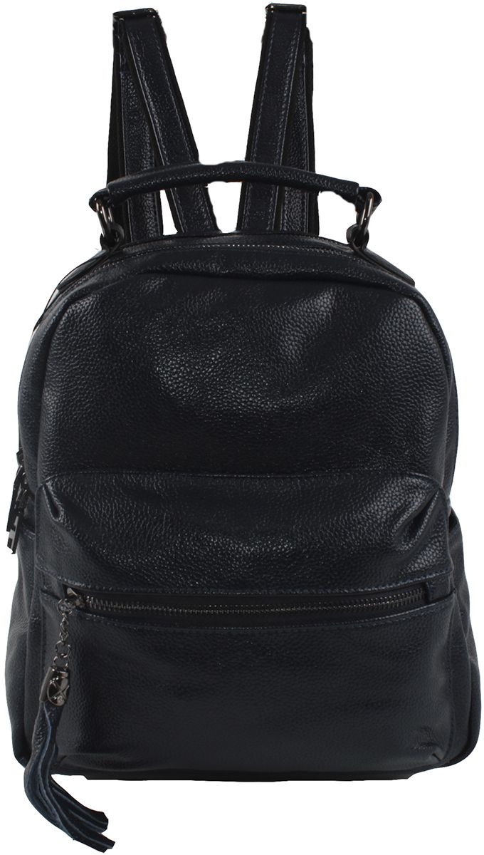 Сумка-рюкзак женская Flioraj, цвет: синий. 801-892-1605/501 открытый мастер yeso плече сумка мужской ноутбук сумка досуг дорожная сумка рюкзак портфель 801 612 серый туман