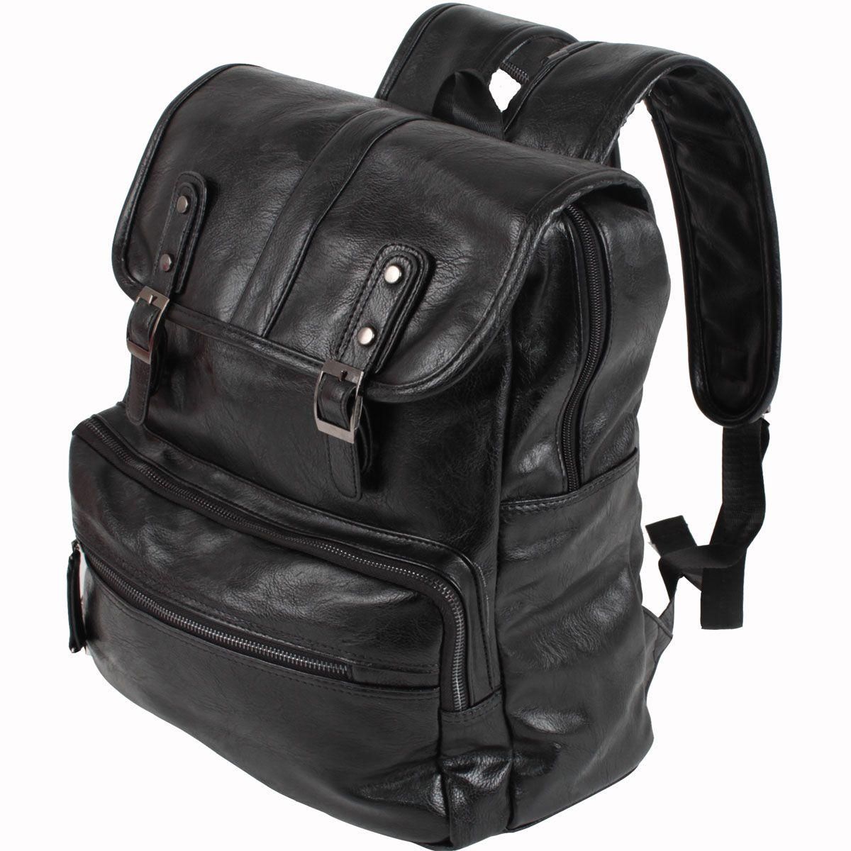 Сумка-рюкзак Flioraj, цвет: черный. 0919 черн