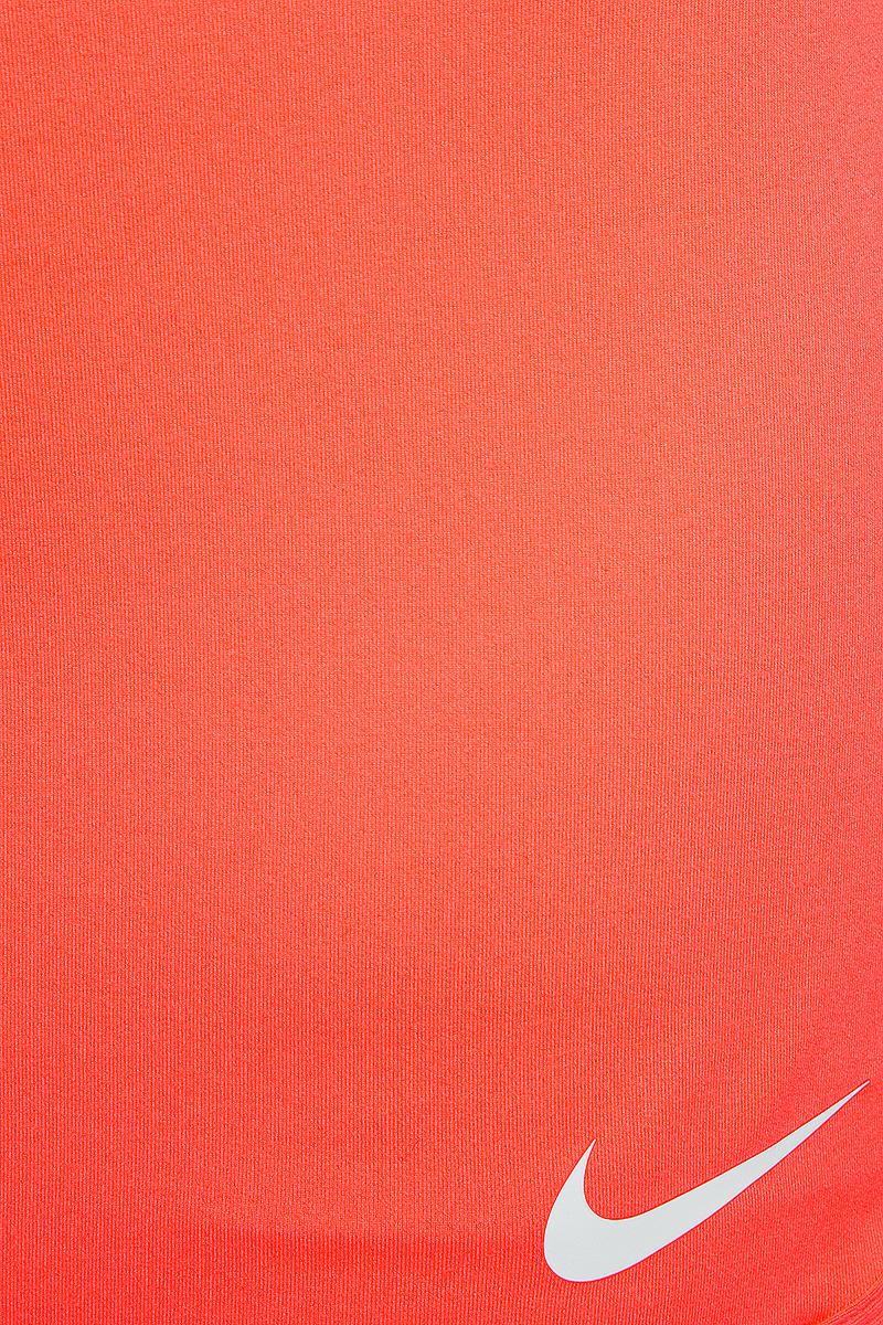 Юбка для тенниса Nike Pure Skirt, цвет:  оранжевый.  728777-877.  Размер XS (40/42) Nike