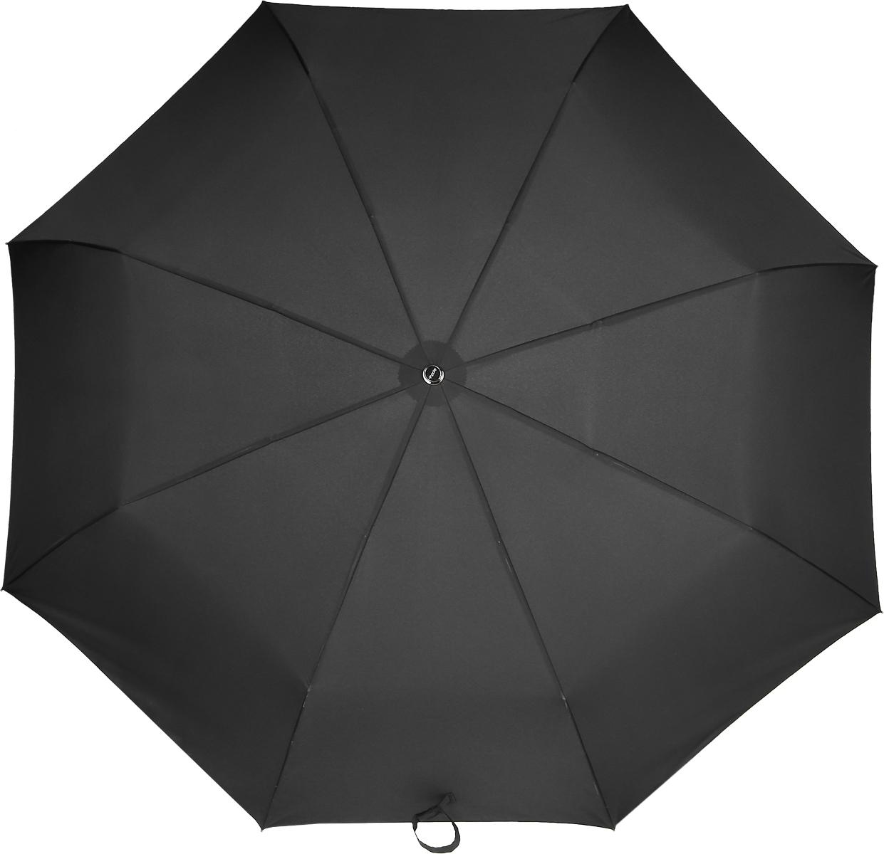 Зонт мужской Doppler, цвет: черный. 74367B3