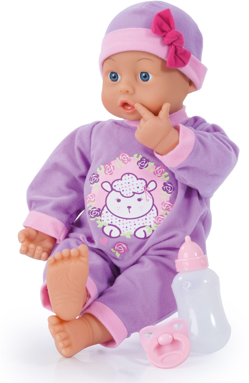 Bayer Design Пупс Малыш - мои первые слова 46 см 94664AE bayer памперсы для куклы bayer 3 шт