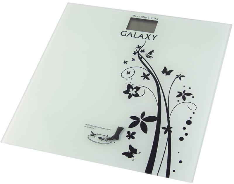 Galaxy GL 4800, Grey весы напольные4650067303185Платформа из высокопрочного стеклаПрорезиненные ножки, для устойчивости и предотвращения скольжения. Жидкокристаллический дисплейМаксимально допустимый вес 180 кгЦена деления 100 гАвтоматическое отключениеИндикатор перегрузкиИндикация низкого заряда элемента питанияЕдиницы измерения: килограмм, фунт, стоунЭлемент питания CR2032, 1 шт. (в комплекте)