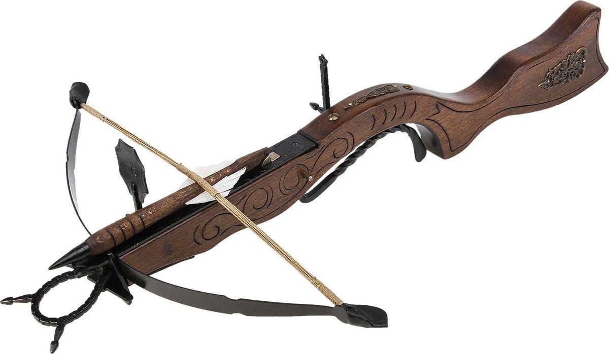 Сувенирное оружие Medio Evo Арбалет XVII века. Medium, 67 х 43 х 11 см прогулочные коляски aroteam medio