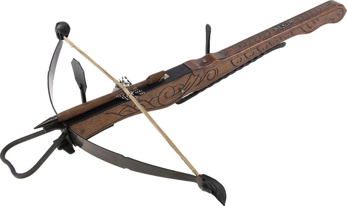 Сувенирное оружие Medio Evo Арбалет XVII века. Medium, 79 х 55 х 8 см прогулочные коляски aroteam medio