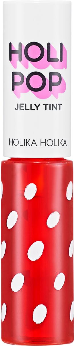 Фото - Holika Holika ГелевыйтинтHolipop,тон03,розовый,9,5мл тинт для губ holika holika holipop jelly tint 04 цвет cr04 coral variant hex name ca3f3a