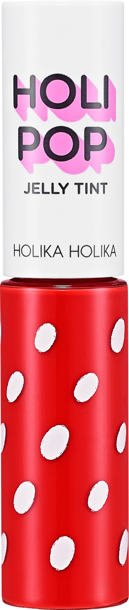 Holika Holika Гелевый тинт Holipop, тон 04,  коралловый, 9,5 мл ночная маска holika holika honey sleeping pack canola объем 90 мл