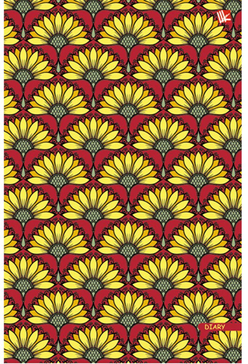 Канц-Эксмо Ежедневник Цветы Модерн недатированный 128 листов формат А5ЕЖ17512805Ежедневник недатированный Цветы. Модерн в красивом оформлении, подходит для различных записей и заметок. Формат А5, 128 листов. Твердый переплет, матовая ламинация, мокрый шелк, форзацы - двухстороннее тонирование. Внутренний блок: бумага - офсетная, белая 80 г/м2, ляссе - 2 шт.