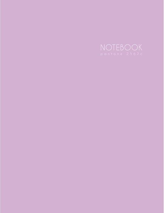 Канц-Эксмо Блокнот Новая палитра 96 листов цвет фиалковыйЕТИЛ59664Блокнот Канц-Эксмо Новая палитра великолепно подойдет для записей и заметок. Книга для записей формата А5. Интегральный переплет, матовая ламинация, выборочный лак, пантонная печать. Внутренний блок - бумага белая, офсетная 60г/м2.