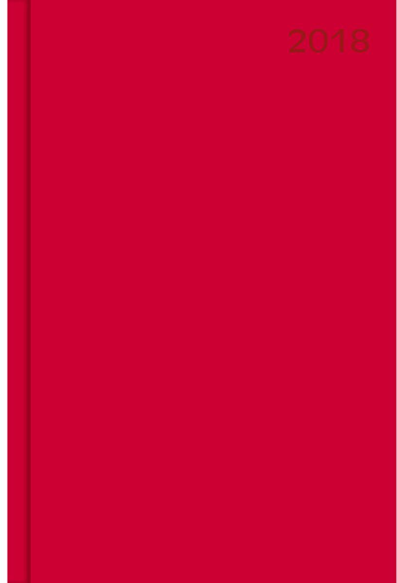 Канц-Эксмо Ежедневник датированный 176 листов цвет вишневый формат А5ЕБ18517602Ежедневник датированный в интегральном переплете формата А5, 176 листов. Бумага офсет 60 г/м2. Обширный справочный материал: календарь на 4 года, цветные карты и др.