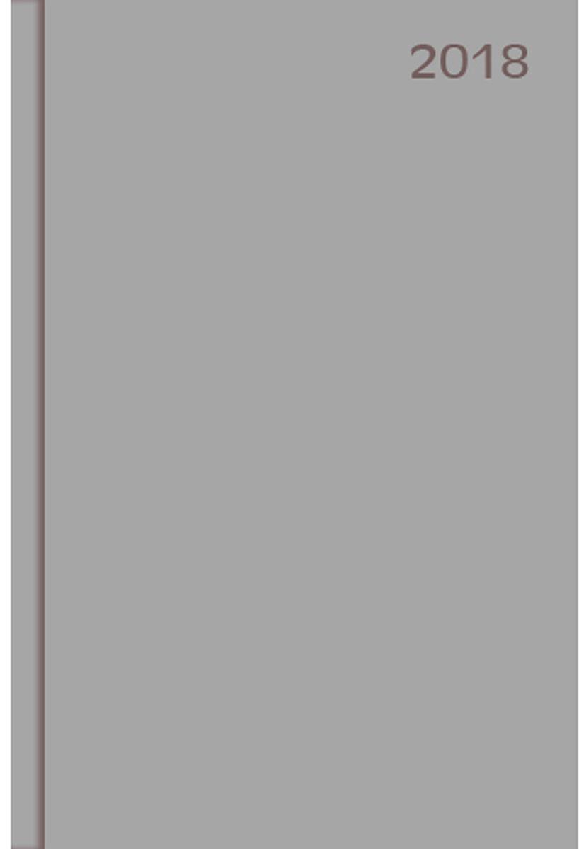 Канц-Эксмо Ежедневник датированный 176 листов цвет серый формат А5ЕБ18517604Ежедневник датированный в интегральном переплете формата А5, 176 листов. Бумага офсет 60 г/м2. Обширный справочный материал: календарь на 4 года, цветные карты и др.Уважаемые клиенты! Обращаем ваше внимание на возможные незначительные изменения в дизайне товара. Поставка осуществляется в зависимости от наличия на складе.