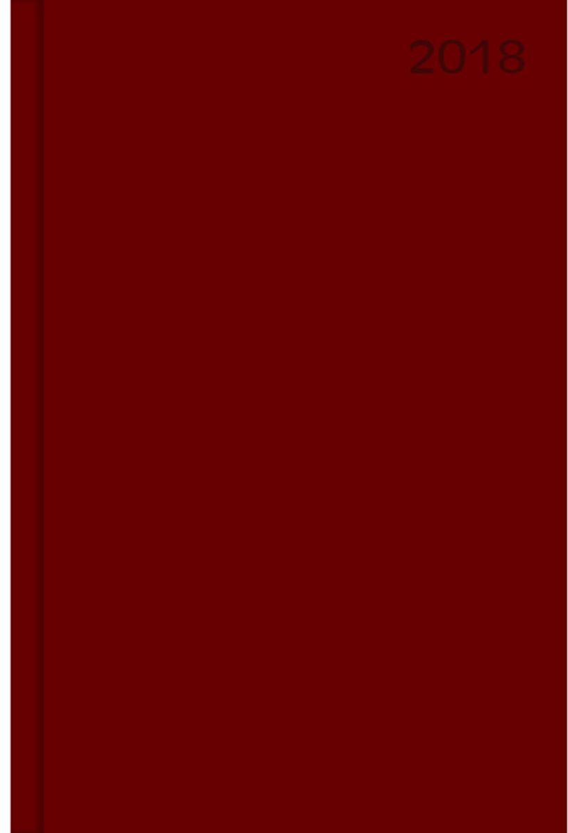 Канц-Эксмо Ежедневник 176 листов цвет бордовый формат А5ЕБ18517608Ежедневник А5. датированный 176л, бумвинил. Офсет 60 г/м2, 2 краска. справочные материалы, цв. карты, календарь на 4 г, Бордовый (А5, 176л. )