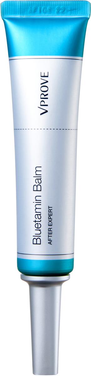 Vprove БальзамдлялицаAfter Expert,блютамин,35 млVEFOB0001Линия Блютамин разработана для быстрого восстановления поврежденной и раздраженной кожи. Средства ускоряют процессы регенерации кожи, охлаждают и успокаивают ее, отлично увлажняют. Все продукты линии содержат Био Дермоглюкан - компонент, запатентованный брендом Vprove. Он укрепляет иммунитет кожи и делает ее более гладкой. Мадекассосид уменьшает раздражения, витамин К снижает чувствительность кожи, а керамиды интенсивно увлажняют.Бальзам интенсивно увлажняет кожу, восстанавливает ее иммунитет и помогает ускоренному заживлению раздражений. Смягчает кожу, делает ее более гладкой.