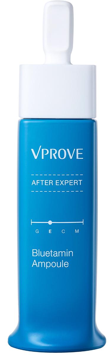 Vprove СывороткаAfter Expert,блютамин,30 млVEFES0002Линия Блютамин разработана для быстрого восстановления поврежденной и раздраженной кожи. Средства ускоряют процессы регенерации кожи, охлаждают и успокаивают ее, отлично увлажняют. Все продукты линии содержат Био Дермоглюкан - компонент, запатентованный брендом Vprove. Он укрепляет иммунитет кожи и делает ее более гладкой. Мадекассосид уменьшает раздражения, витамин К снижает чувствительность кожи, а керамиды интенсивно увлажняют. Сыворотка быстро увлажняет кожу, успокаивает раздражения. Сыворотка отлично подходит для летнего периода, увеличивает защитные функции кожи и снижает вероятность дискомфорта и появления шелушений.