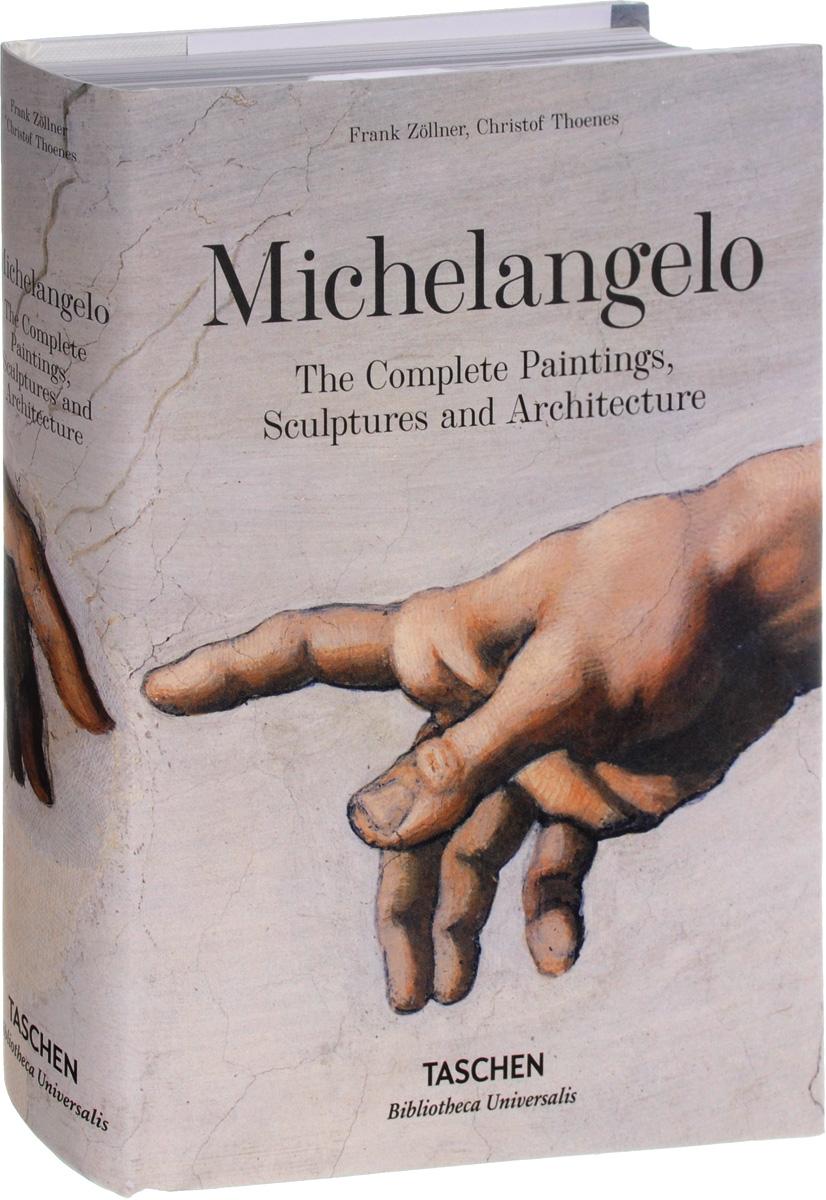 Michelangelo: The Complete Paintings, Sculptures and Architecture gabriele bartz eberhard konig michelangelo masters of italian art