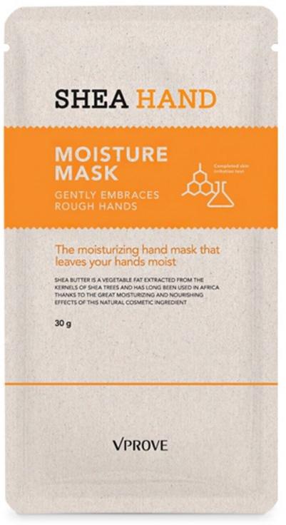 Vprove ТканеваямаскадляруксмасломшиШиХэнд,30 млVSACH0005Маска для рук базируется на основе масла ши и придает рукам гладкость и эластичность. Кроме того, в состав маски также входят масла: аргановое, жожоба, авокадо, оливковое и макадамии. Маска для рук интенсивно увлажняет и питает кожу. Это настоящее SOS средство для сухой, чувствительной кожи, подверженную образованию воспалений и трещин.