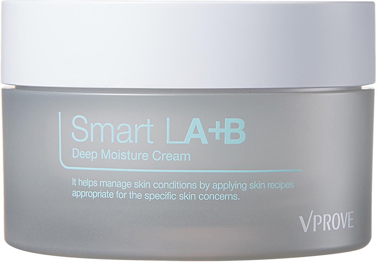 Vprove КремдлялицаSmart Lab,интенсивноувлажняющий,40 млVSLCR0002Линия обладает лифтинг эффектом, выравнивает тургор кожи, делает кожу более упругой и эластичной. Кроме того, линия отлично выравнивает тон и уменьшает выраженность пигментных пятен. Deep Moisture Cream содержит минеральную воду из источников Италии, которая интенсивно увлажняет кожу и придает ей сияние. Заряжает увлажнением на весь день.