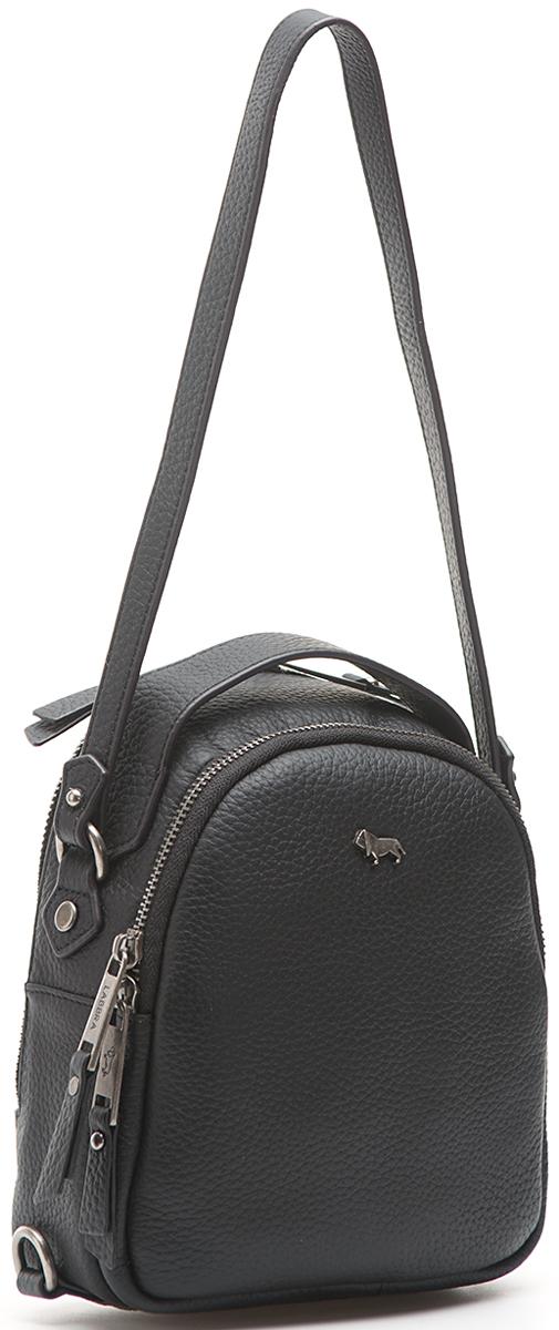Сумка-рюкзак женская Labbra, цвет: черный. L-SD1688